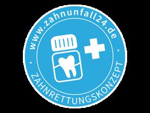 Wir helfen bei Zahnunfällen!